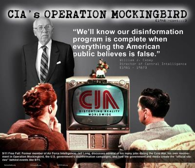 CIA Operation Mockingbird