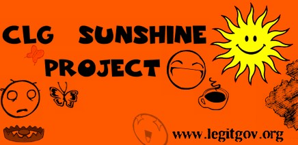 CLG Sunshine Project