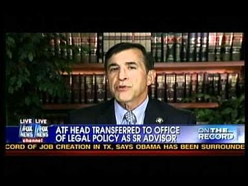 Darrel Issa and Faux News