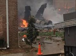 Jet Crash in Virginia Beach